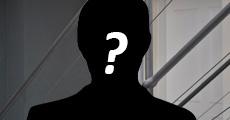 Porträt stilisierter Kopf anonym